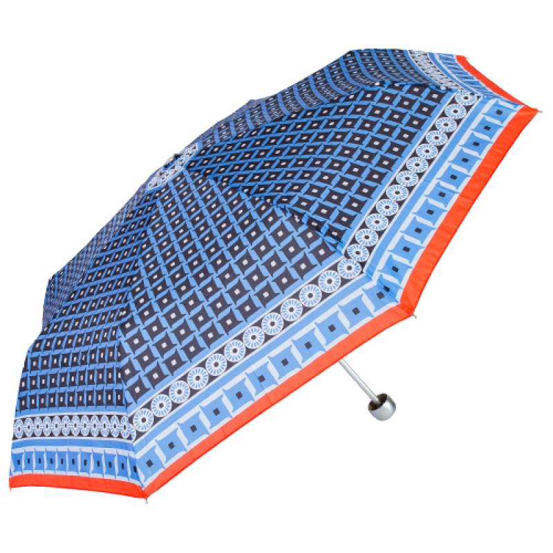 Sombrinha Alumínio Mandala Azul | Fazzoletti