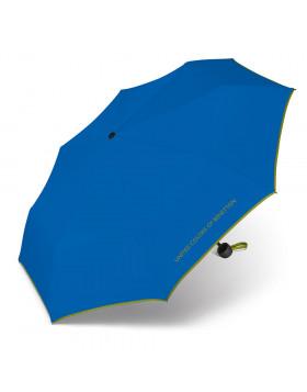 Sombrinha Super Mini Azul Egípcio | Benetton