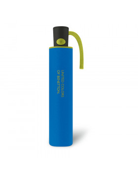 Sombrinha Super Mini Automática Azul Egípcio | Benetton