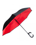 Guarda-Chuva Invertido Automático Vermelho