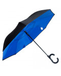 Guarda-Chuva Invertido Automático Azul