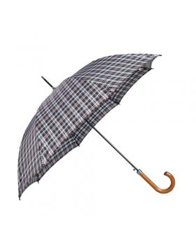 Guarda-chuva Automático Xadrez Azul   Fazzoletti