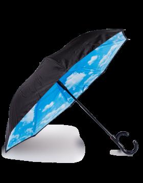 Guarda-Chuva Invertido Automático Nuvem | Fazzoletti