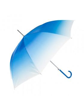 Sombrinha Longa Degradê Azul | Fazzoletti