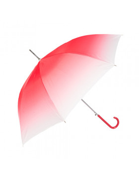 Sombrinha Longa Degradê Vermelha | Fazzoletti
